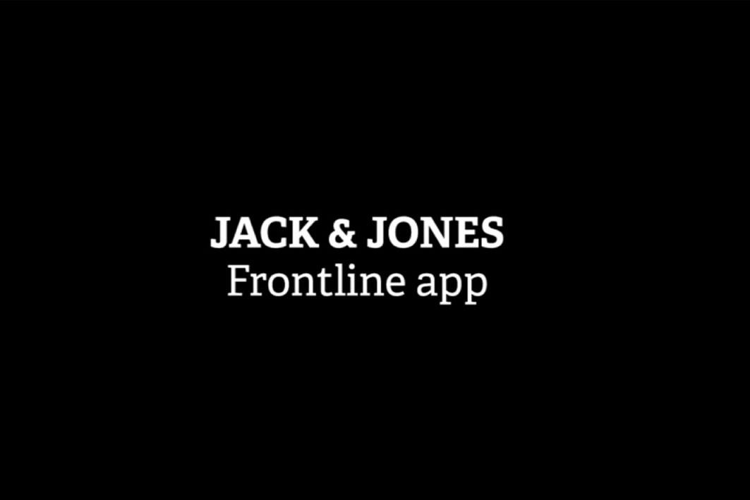 Jack&Jones Frontline App