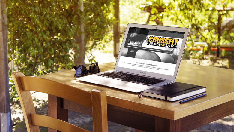 Diseño Web Crossfit Playa 2707