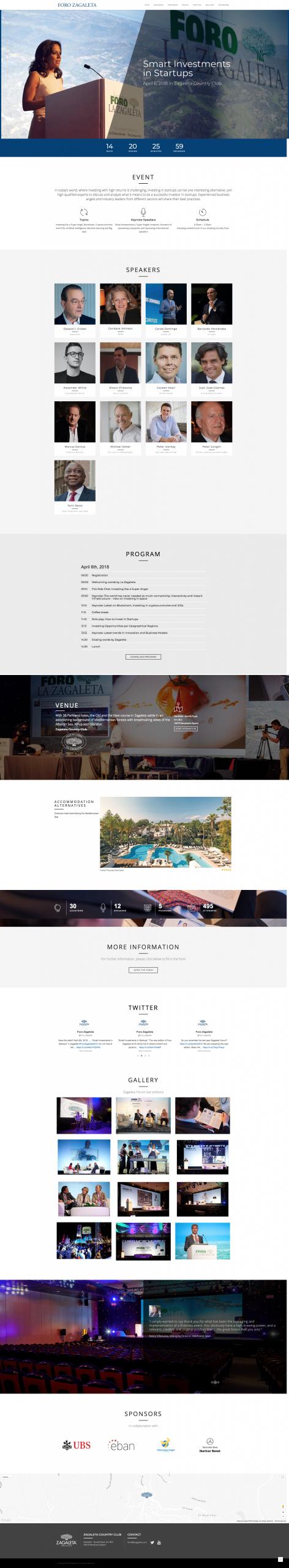 Diseño Web Carlos Artacho